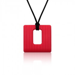 Square Teething Pendants